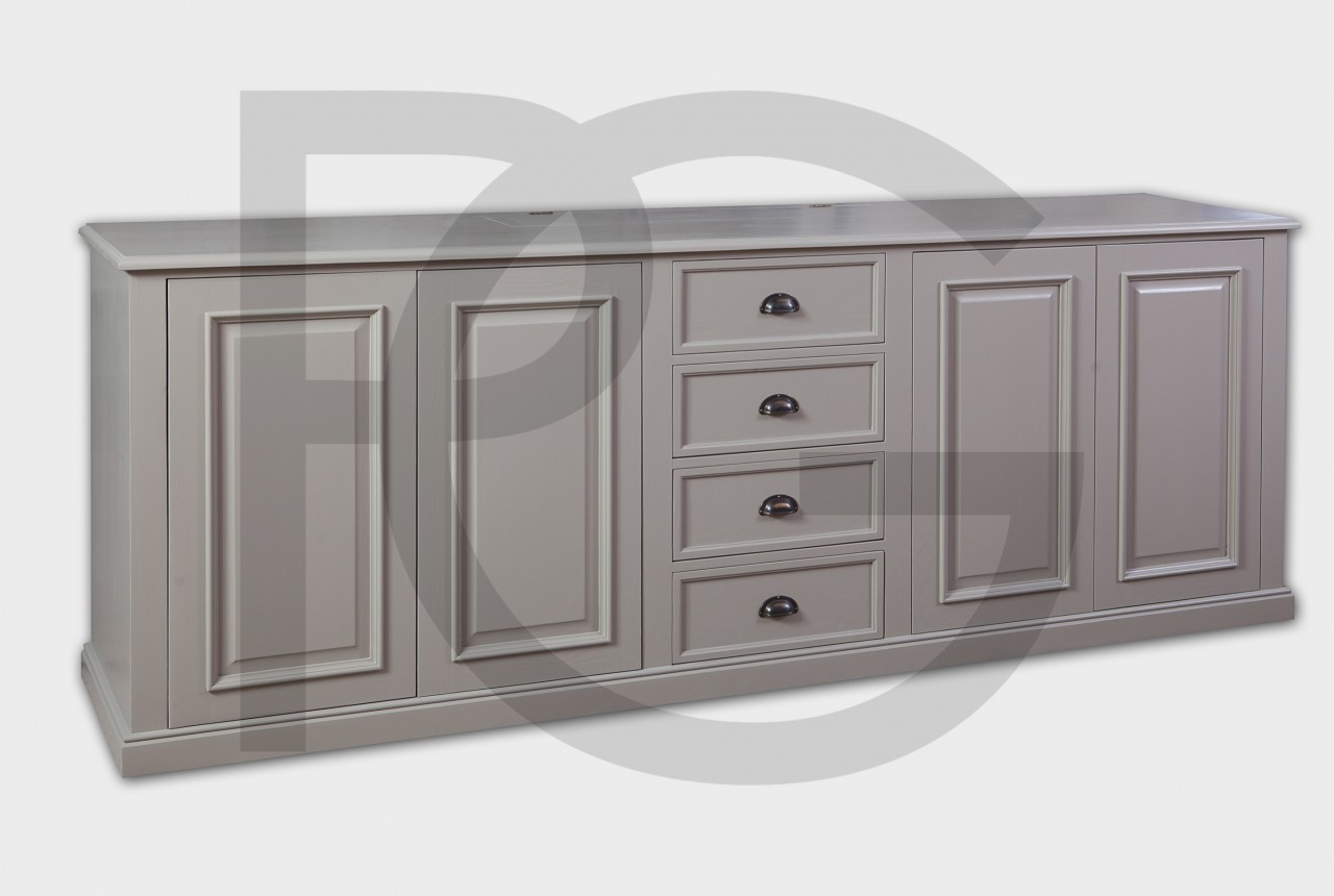 Chest Of Drawers   RAL 7005