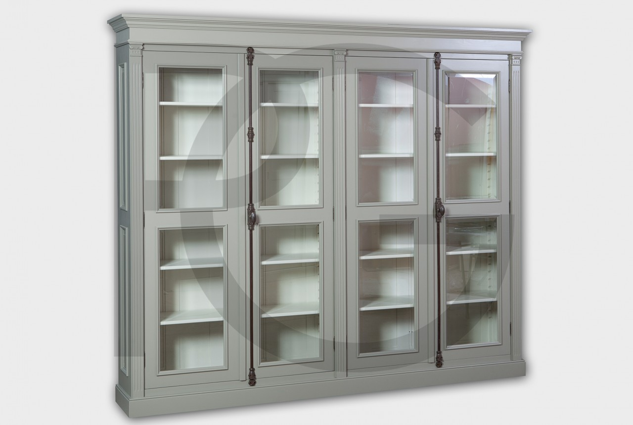 Bookcase   RAL 7042 ...